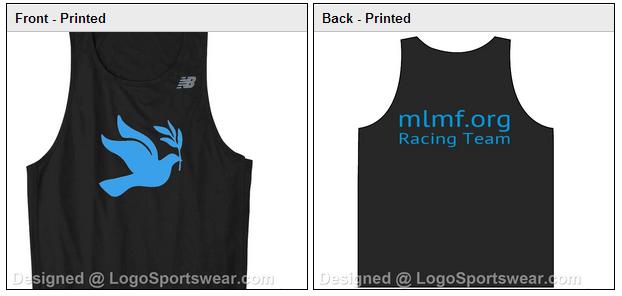 MLMF Racing Team Singlet