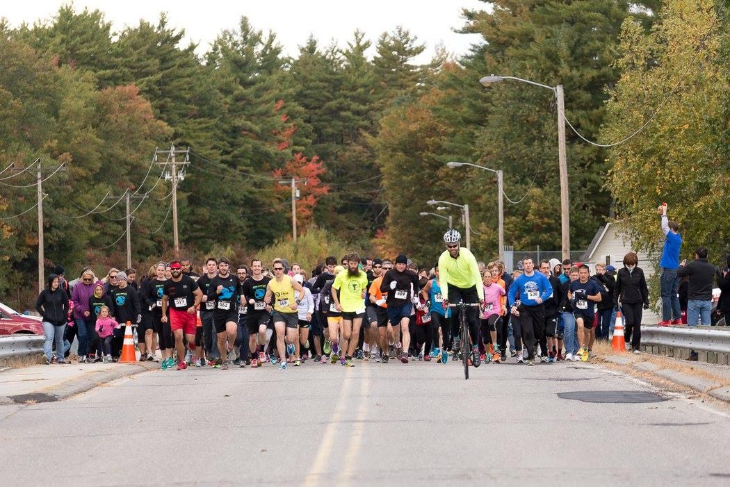 2015 MLMF 5K Race Start
